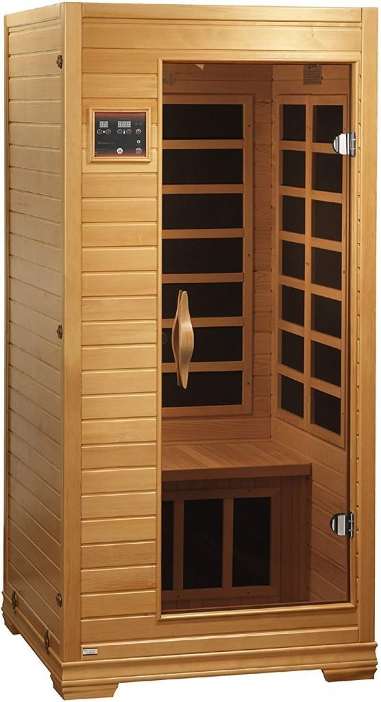 BetterLife BL6109 1 Person Carbon Infrared Sauna