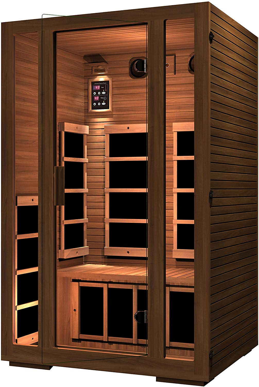 JNH Lifestyles MG201RB Freedom Infrared Sauna