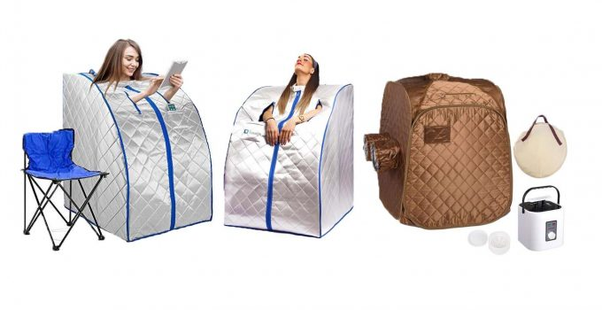Best Rated Portable Infrared Sauna Reviews 2020 For Home & Outdoor