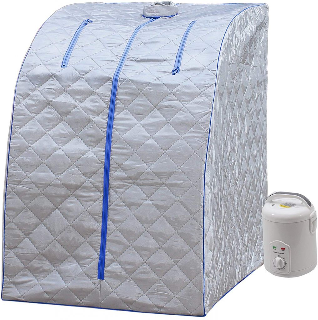 Durherm Portable Therapeutic Home Steam Sauna