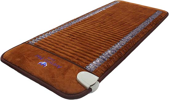 Ereada Far Infrared Amethyst Mat - 30-70°C FIR Heating Pad