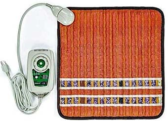 HealthyLine Far Infrared Heating Pad -  Soft InfraMat Pro®