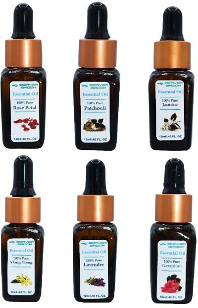 Beaver Brook Essential Oil-100% Pure & Therapeutic Grade for Aromatherapy