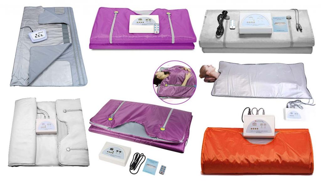 Best Infrared Sauna Blanket Review for Weight loss