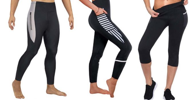 Best Sauna Pants For Weight Loss