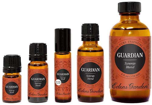 Edens Garden Guardian Essential Oil Synergy Blend