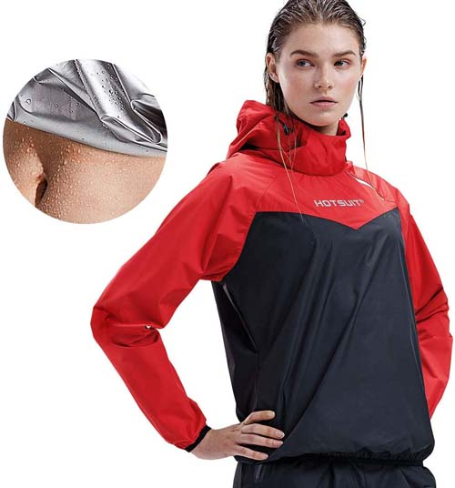 HOTSUIT Women's Sauna Suit to Lose Weight