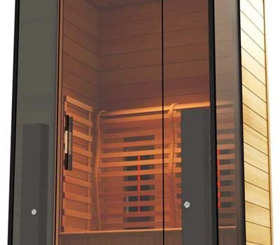 Medical Sauna 4 |  2 person Full Spectrum Infrared Sauna