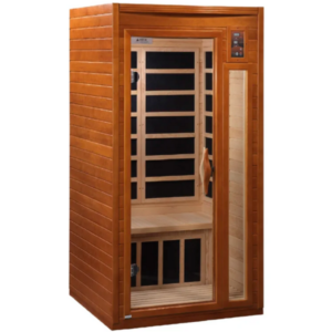 Picture of DYNAMIC Saunas Barcelona 1-2 Person Far Infrared Sauna