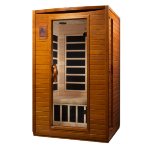 "Picture of Dynamic ""Andora"" 2-person Low EMF Far Infrared Sauna"