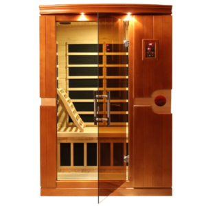 "Picture of Dynamic ""Venice"" 2-person Low EMF Far Infrared Sauna"