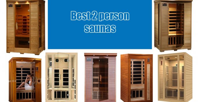 Best 2 Person Sauna Reviews