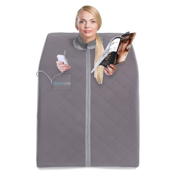 SereneLife Portable Infrared Home Sauna